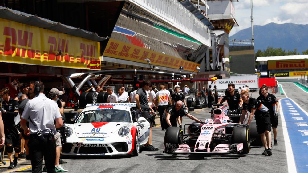 VIP-Pakete - Motorsport - Deutsch